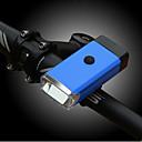 tanie Światła rowerowe-Światła przednie LED Światła rowerowe Kolarstwo Przenośny, Trwały, Lekki 400 lm 3 baterie AAA Biały Kolarstwo / Rower / Wędkarstwo