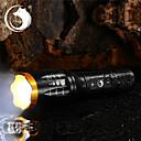 hesapli HTC İçin Ekran Koruyucuları-U'King LED Fenerler LED LED Emitörler 2000 lm 5 Işıtma Modu Pil ve Şarj Aleti ile Zoomable, Ayarlanabilir Fokus Kamp / Yürüyüş / Mağaracılık, Günlük Kullanım, Dış Mekan