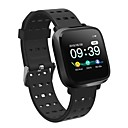 cheap Smartwatches-Kimlink Y8-M Smartwatch Android iOS Bluetooth Heart Rate Monitor Blood Pressure Measurement Calories Burned Distance Tracking Message Control Stopwatch Pedometer Call Reminder Activity Tracker Sleep