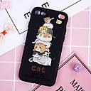 رخيصةأون أقراط-غطاء من أجل Apple iPhone XS / iPhone XR / iPhone XS Max نموذج غطاء خلفي قطة ناعم TPU