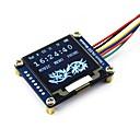 voordelige Raspberry Pi-waveshare 1.5 inch oled displaymodule 128x128 pixels 16 grijsschaal spi / i2c-interface