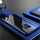 رخيصةأون Samsung أغطية / كفرات-غطاء من أجل Samsung Galaxy Note 9 / Note 8 تصفيح / شفاف غطاء خلفي لون سادة ناعم TPU