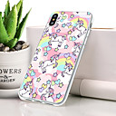 cheap iPhone Cases-Case For Apple iPhone XR Dustproof / Ultra-thin / Pattern Back Cover Animal Soft TPU for iPhone XR