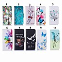 cheap Galaxy S Series Cases / Covers-Case For Samsung Galaxy S9 Plus / S8 Plus Wallet / Card Holder / with Stand Full Body Cases Butterfly / Tree / Flower Hard PU Leather for S9 / S9 Plus / S8 Plus
