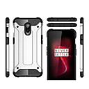 cheap Phone Cables & Adapters-Case For OnePlus One Plus 6T Shockproof Back Cover Armor Hard PC for One Plus 6T