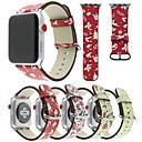 cheap Phone Mounts & Holders-Watch Band for Apple Watch Series 4/3/2/1 Apple Modern Buckle PU Wrist Strap