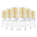 povoljno LED reflektori-YWXLIGHT® 6kom 10 W 600-800 lm G9 LED svjetla s dvije iglice T 86 LED zrnca SMD 2835 Toplo bijelo / Hladno bijelo / Prirodno bijelo 220-240 V