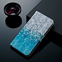 cheap iPhone Cases-Case For Apple iPhone XS / iPhone XS Max Card Holder / with Stand / Flip Full Body Cases Scenery Hard PU Leather for iPhone XS / iPhone XR / iPhone XS Max