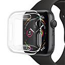 olcso Apple Watch tokok-Case Kompatibilitás Apple Apple Watch Series 4 Szilikon Apple