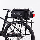 cheap Bike Bags-ROCKBROS 9-12 L Bike Panniers Bag Waterproof, Cycling, Wearable Bike Bag Terylene Bicycle Bag Cycle Bag Other Similar Size Phones Bike