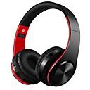 رخيصةأون سماعات الرأس و الأذن-COOLHILLS LPT660 عقال بلوتوث 4.0 Headphones سماعة بلاستيك / جل السيليكا الهاتف المحمول سماعة قابل للطي / ستيريو / مع التحكم في مستوى الصوت سماعة