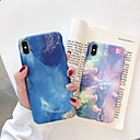 abordables Etuis / Couvertures pour Huawei-Coque Pour Apple iPhone XR / iPhone XS Max Phosphorescent / Motif Coque Paysage Dur PC pour iPhone XS / iPhone XR / iPhone XS Max