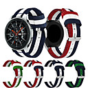 baratos Pulseiras para Samsung-Pulseiras de Relógio para Gear S3 Frontier / Gear S3 Classic / Gear 2 R380 Samsung Galaxy Pulseira Esportiva Náilon Tira de Pulso
