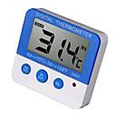 お買い得  VGA-VICTOR C601 ミニ / パータブル 室内温度計 -50℃~70℃ 家庭生活, 温度および湿度の測定, LCDディスプレイ