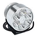 رخيصةأون أضواء الفيضان LED-12v 30w دراجة نارية سكوتر الدراجة عالية الطاقة بقعة ضوء ماء أدى المصابيح الأمامية