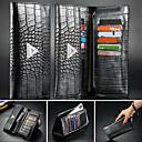 ieftine Accesorii Samsung-Maska Pentru Blackberry / Apple / Samsung Galaxy iPhone XS Max / S9 Plus / Note 9 Portofel / Titluar Card Carcasă Telefon Mată Moale PU piele