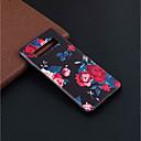 رخيصةأون حافظات / جرابات هواتف جالكسي S-غطاء من أجل Samsung Galaxy S9 / S9 Plus / Galaxy S10 نموذج غطاء خلفي زهور ناعم TPU