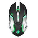 voordelige PS4-accessoires-HXSJ M10 Draadloze bluetooth 3.0 gaming Mouse / Office Mouse 2400 dpi 5 pcs Keys 5 programmeerbare toetsen
