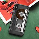 رخيصةأون أغطية أيفون-غطاء من أجل Apple iPhone XS / iPhone XR / iPhone XS Max نموذج غطاء خلفي قرميدة قاسي TPU / أكريليك