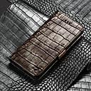 رخيصةأون إكسسوارات سامسونج-غطاء من أجل Samsung Galaxy Note 9 محفظة / حامل البطاقات / ضد الصدمات غطاء كامل للجسم لون سادة قاسي جلد PU