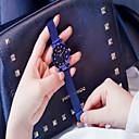 ieftine Ceasuri Damă-Pentru femei Ceas Elegant Quartz Negru / Albastru / Violet Model nou Analog Casual Modă - Mov Albastru Roz auriu