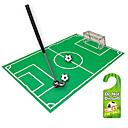 cheap Memory Cards-Novelty Bathroom Toilet Mini Football Goal Net Kit Trainer Funny Game Gift Toy