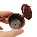 preiswerte Kaffee-Zubehör-ABS + PC Kreative Küche Gadget Kaffee Irregulär 1pc Kaffeefilter