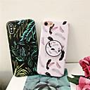 رخيصةأون أغطية أيفون-غطاء من أجل Apple iPhone XS / iPhone XR / iPhone XS Max مع حامل / نحيف جداً / نموذج غطاء خلفي النباتات / الريش ناعم TPU