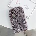 Недорогие Чехлы и кейсы для Galaxy A7-Кейс для Назначение Apple iPhone XS / iPhone XR / iPhone XS Max Своими руками Кейс на заднюю панель Животное Мягкий текстильный