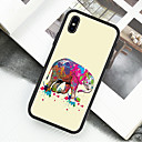 cheap Dog Clothing & Accessories-Case For Apple iPhone X / iPhone XS / Tab A 8.0 (2017) Pattern Full Body Cases Animal Hard Acrylic for iPhone XS / iPhone XR / iPhone X