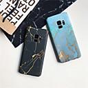 halpa Galaxy S -sarjan kotelot / kuoret-Etui Käyttötarkoitus Samsung Galaxy Galaxy S10 Plus / Galaxy S10 E Ultraohut / Kuvio Takakuori Marble Kova PC varten S9 / S9 Plus / S8 Plus