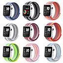levne iPhone kabely a adaptéry-Watch kapela pro Apple Watch Series 4/3/2/1 Apple Sportovní značka Nylon Poutko na zápěstí