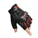 ieftine Machiaj & Îngrijire Unghii-Half-deget Unisex Mănuși Motociclete Fibră / nailon PVA Respirabil / Rezistent la uzură / Non-alunecare