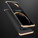 رخيصةأون حافظات / جرابات هواتف جالكسي S-غطاء من أجل Samsung Galaxy S9 / S9 Plus / S8 Plus مثلج غطاء خلفي لون سادة قاسي الكمبيوتر الشخصي