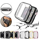 abordables Correas para Apple Watch-Funda Para Apple Apple Watch Series 4 / Apple Watch Series 4/3/2/1 / Apple Watch Serie 3 PU Apple