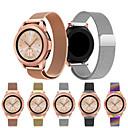 رخيصةأون Huawei أغطية / كفرات-حزام إلى Samsung Galaxy Watch 42 Samsung Galaxy عصابة الرياضة / عقدة ميلانزية ستانلس ستيل شريط المعصم