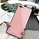 levne iPhone pouzdra-Carcasă Pro Apple iPhone XS Max / iPhone 6 Zrcadlo Zadní kryt Jednobarevné Pevné Tvrzené sklo pro iPhone XS / iPhone XR / iPhone XS Max