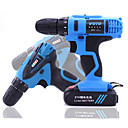 cheap CCTV Systems-21V Flat Push Charging Hand Electric Drill Multi-function Household Lithium Electric Drill Gun Type Micro Electric Screw Tool Electric Pusher