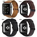 preiswerte Apple Watch Armbänder-Uhrenarmband für Apple Watch Series 4/3/2/1 Apple Moderne Schnalle Echtes Leder Handschlaufe