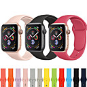 cheap Apple Watch Bands-Watch Band for Apple Watch Series 4/3/2/1 Apple Sport Band Silicone Wrist Strap