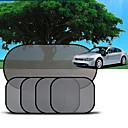 رخيصةأون سيارة الشمس ظلال أقنعة-محفظة 5pcs سيارة ظلة خفيفة الوزن ضئيلة دائم سيارة الشمس قناع للنوافذ السيارة
