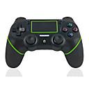 olcso PS4 kiegészítők-Bluetooth vezeték nélküli ps4 vezérlő gamepad joystick vibrátor töltő játékok fogantyú