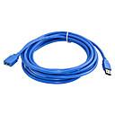 ieftine USB-uri-3 m viteză rapidă usb 3.0 cablul prelungitor cablul usb cablu masculin-feminin sincronizare de date