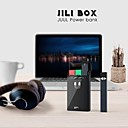 cheap True Wireless Earbuds-jili box portable power bank and pod holder