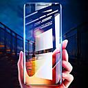 رخيصةأون واقيات شاشات سامسونج-حامي الشاشة لسامسونج غالاكسي s8 / s8 زائد / s9 / s9 plus 3d منحني كامل الزجاج المقسى 1 قطعة حامي الشاشة الأمامية عالية الوضوح (HD) / 9H صلابة / انفجار دليل