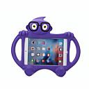 ieftine Carcase iPad-Maska Pentru Apple iPad Mini 3/2/1 / iPad Mini 4 Siguranță Copii Capac Spate Mată / Desene 3D EVA