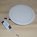 ieftine Becuri LED Încastrate-1 buc 18 W 1800 lm 18 LED-uri de margele Lumini Recessed Alb 85-265 V Rezidențial Acasă / Birou Dormitor