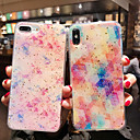 رخيصةأون أغطية أيفون-غطاء من أجل Apple iPhone XS / iPhone XR / iPhone XS Max نحيف جداً / نموذج غطاء خلفي نموذج هندسي TPU
