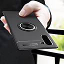 povoljno Maske/futrole za Galaxy Note seriju-Θήκη Za Samsung Galaxy Note 9 / Note 8 / Galaxy Note 10 Prsten držač Stražnja maska Jednobojni TPU / Metal
