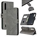 Недорогие Кейсы для iPhone-чехол для xiaomi mi 9t / mi 9t pro / mi 6x (mi a2) кошелек / визитница / с подставкой для всего тела чехлы из цельной кожи pu для xiaomi a3 / redmi k20 / k20 pro / cc9 / cc9e
